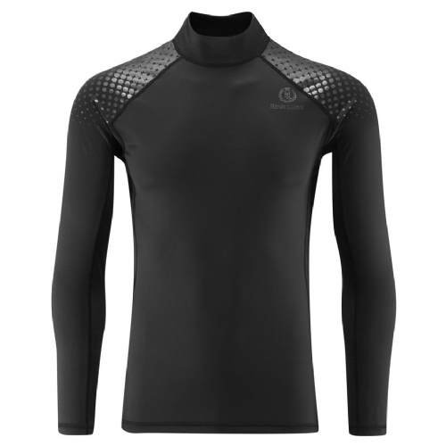 Henri Lloyd New Energy Vest Long Sleeve Black